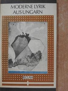 Hajnal Anna - Moderne Lyrik aus Ungarn [antikvár]
