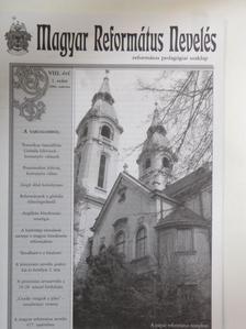 Bödecs Pál - Magyar Református Nevelés 2007. március [antikvár]