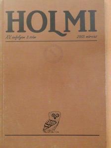Bajtai András - Holmi 2003. március [antikvár]