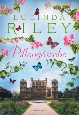 Lucinda Riley - Pillangószoba [eKönyv: epub, mobi]