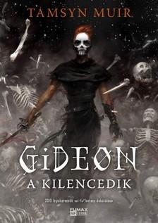 Tamsyn Muir - Gideon, a Kilencedik [eKönyv: epub, mobi]