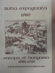 Arany Magyar Zsuzsa - Buda expugnata 1686 [antikvár]