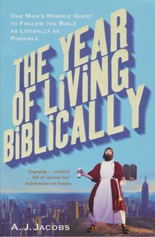 Jacobs A.J. - The Year of Living Biblically [antikvár]