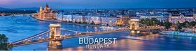 BUD01 - BUDAPEST PANORAMA 3D KÖNYVJELZŐ