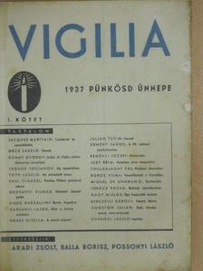 Ágoston Julián - Vigilia 1937. Pünkösd ünnepe I. (töredék) [antikvár]