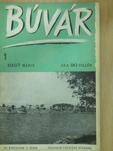 Beke Ödön - Búvár 1937. május [antikvár]