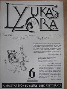 Báger Gusztáv - Lyukasóra 1998. június [antikvár]
