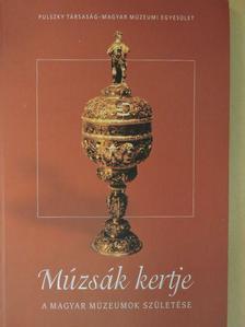 Almássy Katalin - Múzsák kertje [antikvár]