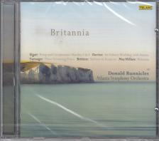ELGAR/DAVIES/TURNAGE/BRITTEN/MacMILLAN - BRITANNIA CD