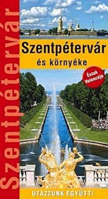 Wierdl Viktor - Szentpétervár és környéke