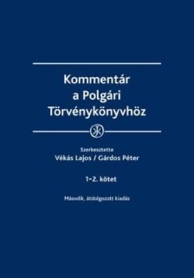 Kommentár a Polgári Törvénykönyvhöz 2018