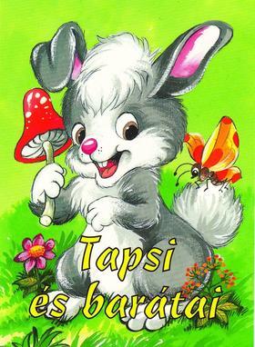 Radvány Zsuzsa - Tapsi és barátai