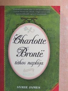 Syrie James - Charlotte Brontë titkos naplója [antikvár]