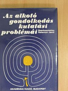 Hunyady György - Az alkotó gondolkodás kutatási problémái [antikvár]