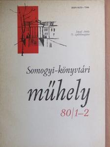 Apró Ferenc - Somogyi-könyvtári műhely 80/1-2 [antikvár]