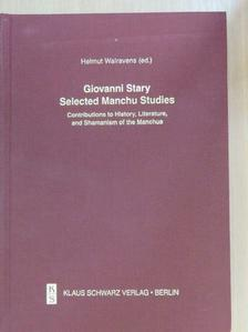 Giovanni Stary - Selected Manchu Studies [antikvár]