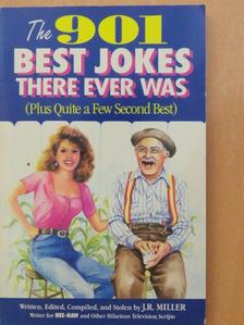 J. R. Miller - The 901 Best Jokes There Ever Was [antikvár]