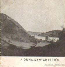 Bodnár Éva - A Duna-kanyar festői [antikvár]