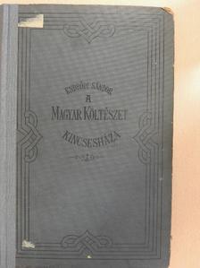 Abonyi Lajos - A magyar költészet kincsesháza [antikvár]