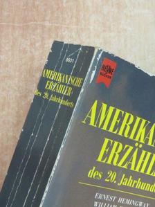 Conrad Aiken - Amerikanische Erzähler des 20. Jahrhunderts [antikvár]