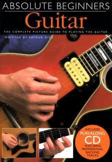 ABSOLUTE BEGINNERS GUITAR. INCL. PLAY-ALONG CD