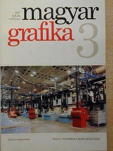 Aranyi Imre - Magyar Grafika 1985/3. [antikvár]