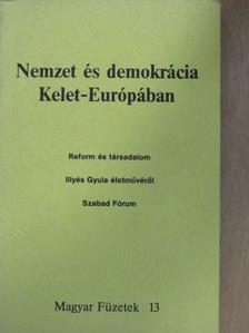 Duray Miklós - Nemzet és demokrácia Kelet-Európában [antikvár]