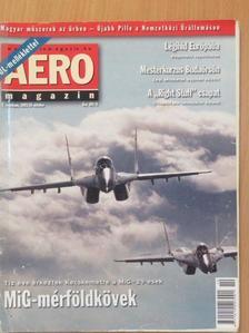 Csáki Imre - Aero Magazin 2003. október [antikvár]
