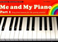 WATERMAN, F. & HAREWOOD, M. - ME AND MY PIANO PART 1 VERY FIRST LESSONS FOR THE YOUNG PIANIST