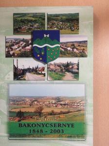 Varga Ferenc - Bakonycsernye 1848-2003 [antikvár]