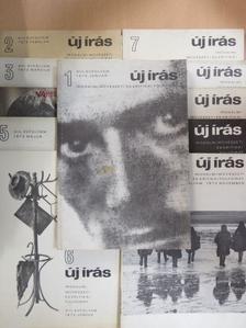 Fodor József - Új Írás 1973. (nem teljes évfolyam) [antikvár]