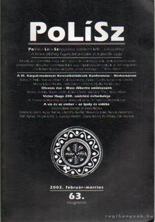 TURCSÁNY PÉTER - Polísz 2002. február-március [antikvár]