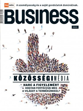 HVG Extra BUSINESS - Közösségi média [eKönyv: pdf]