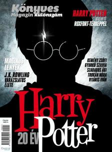 20 éves a Harry Potter - Könyves Magazin különszám