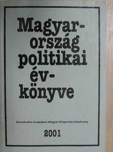 Ágh Attila - Magyarország politikai évkönyve 2001 [antikvár]