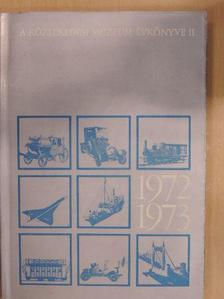 Bálint Sándor - A Közlekedési Múzeum Évkönyve II. [antikvár]