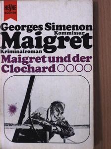 Georges Simenon - Maigret und der Clochard [antikvár]