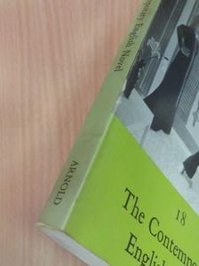 Lorna Sage - The Contemporary English Novel [antikvár]