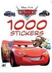 Verdák - A4 1000 stickers (matricás színező)