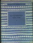 Végh György - Századvégi költők I-II. kötet [antikvár]