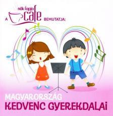 GYULAI ZSOLT - MAGYARORSZÁG KEDVENC GYEREKDALAI CD