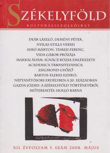 Ferenczes István - Székelyföld 2008. május [antikvár]