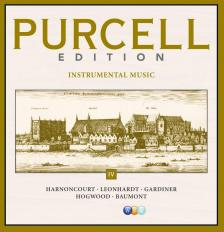 PURCELL - PURCELL EDITION IV 5CD