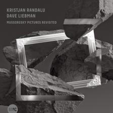 MUSSORGSKY PICTURES REVISTED CD RANDALU, LIEBMAN