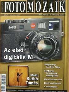 D. Tóth Ottó - Foto Mozaik 2007. február [antikvár]