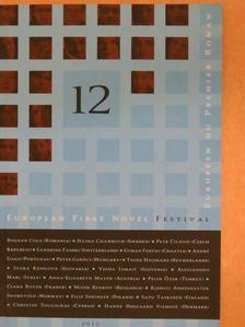 André Gago - Európai Elsőkönyvesek Fesztiválja 2012. április 19-22. [antikvár]