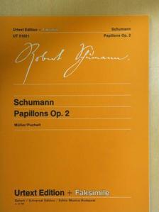Robert Schumann - Papillons Op. 2 [antikvár]