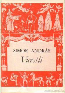 Simon András - Vurstli [antikvár]