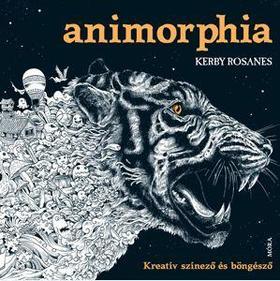 ROSANES, KERBY - Animorphia - Felnőtt színező