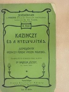 Kazinczy Ferenc - Kazinczy és a nyelvujítás [antikvár]